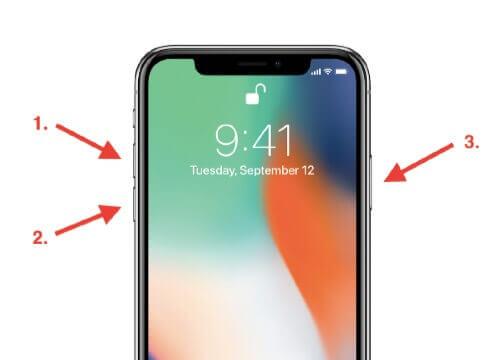 restart the device